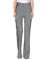 Mauro Grifoni Trousers Casual Trousers Women Grey