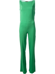 Jo No Fui Bright Jumpsuit Green