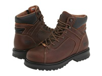 Timberland Rigmaster 6 Waterproof Titan Safety Toe Brown Women's Work Lace Up Boots