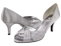 Nina Culver Royal Silver Women's Bridal Shoes