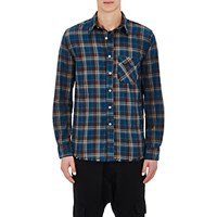 Nsf Men's Plaid Axel Shirt No Color