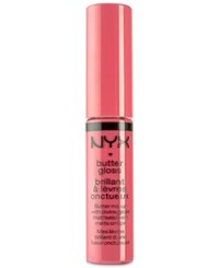 Nyx Butter Lip Gloss Peaches And Cream