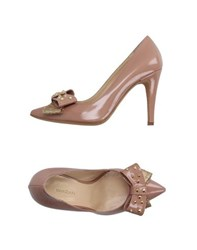 Annarita N. Footwear Courts Women Skin Colour