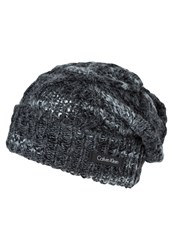 Calvin Klein Jeans Pete Hat Black Mottled Black