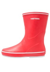 Tretorn Storm Wellies Red
