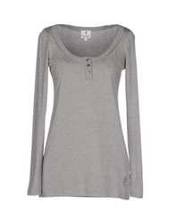 Only 4 Stylish Girls By Patrizia Pepe T Shirts Grey