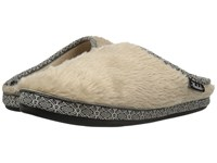 Woolrich Whitecap Mule Peyote Women's Slippers Beige