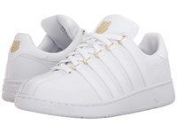 K Swiss Classic Vn 50Th 50Th White Gold Leather Men's Shoes