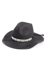 Women's Bcbgeneration 'The Western' Straw Panama Hat