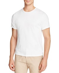 Uniform Organic Cotton Tee White