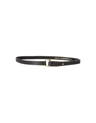 Roberta Furlanetto Belts Black