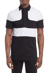 Antony Morato Men's Colorblock Polo