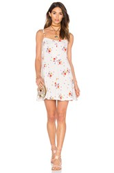 Motel Ruby Dress Ivory