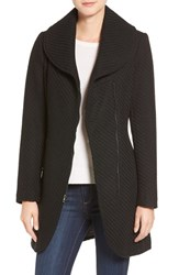 Jessica Simpson Women's Shawl Collar Coat