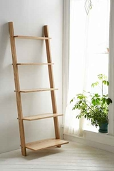 Assembly Home Leaning Bookcase Urban Outfitters