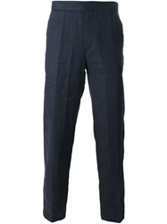 Uniforms For The Dedicated 'Illusions Garden' Trousers Blue