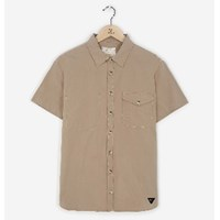 Realm And Empire Stone Short Sleeve Archive Shirt