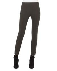 Akris Melissa Double Face Wool Ankle Pants Turtle