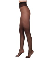 Wolford Individual 10 Tights Mocca Hose Brown