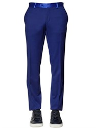 Lords And Fools 18 Cm Natural Stretch Cool Wool Pants
