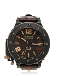 U Boat U 42 Unicum Watch Brown