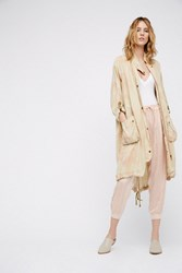 Free People Womens Lightwght Utility Trench