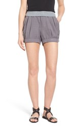 Women's James Jeans Pleated Shorts