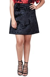 Rachel Roy Plus Size Women's Welt Pocket A Line Skirt