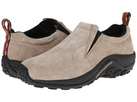 Merrell Jungle Moc Taupe Leather Men's Slip On Shoes