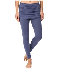 Prana Remy Leggings Gray Indigo Women's Casual Pants