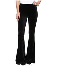 Blank Nyc Velvet Black Pull On Flare In The New Black The New Black Women's Jeans Neutral