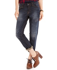 Tommy Hilfiger Distressed Boyfriend Jeans