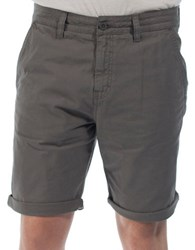 Bench Lyrical Solid Shorts Smoked Pea