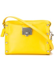 Marc By Marc Jacobs 'Espionage 22' Crossbody Bag Yellow And Orange