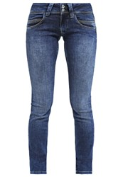 Pepe Jeans Venus Straight Leg Jeans D66 Moon Washed