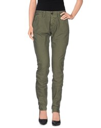 North Sails Trousers Casual Trousers Women Military Green