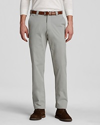 The Men's Store At Bloomingdale's Brushed Cotton Pants Bloomingdale's Exclusive Leaf