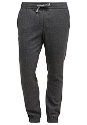 Banana Republic Trousers Grey Heather Dark Gray
