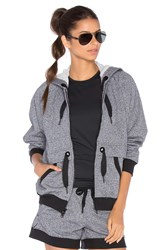 Adidas By Stella Mccartney Essentials Hoodie Gray