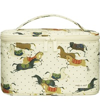 Paul And Joe Horse Print Cosmetic Pouch