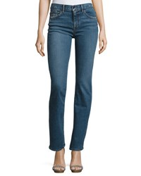 Helmut Lang Slim Straight Leg Jeans Light Blue