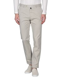 Hackett Trousers Casual Trousers Men Light Grey
