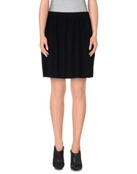 Prada Skirts Mini Skirts Women Black