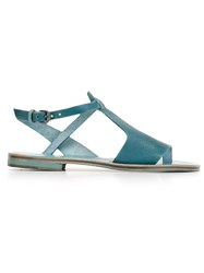 Alvaro Gonzalez Alice Sandals Blue