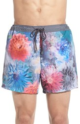 Men's Boss 'Icefish' Swim Trunks