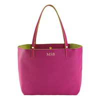 Graphic Image Graphic Image Hampton Tote Pink Personalized