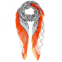 Anya Hindmarch Weather Printed Scarf