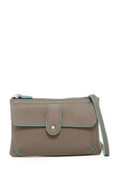 Mundi Front Pocket Crossbody Gray