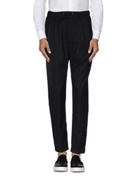 Messagerie Trousers Casual Trousers Men Black