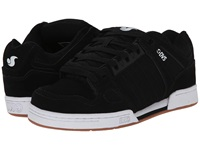 Dvs Shoe Company Celsius Black Nubuck Men's Skate Shoes